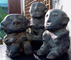 Sumba Statues