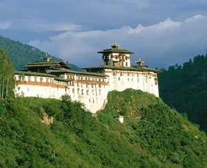 wangdi-dzong